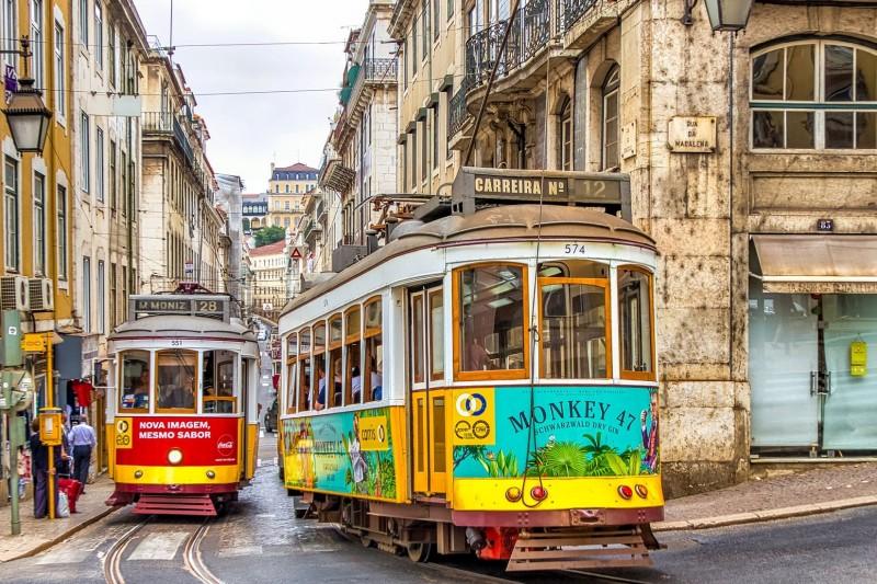 Öffentliche Verkehrsmittel an der Algarve
