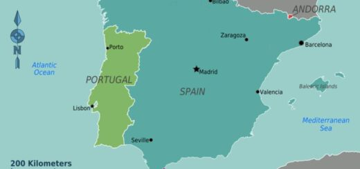 Die Iberische Halbinsel