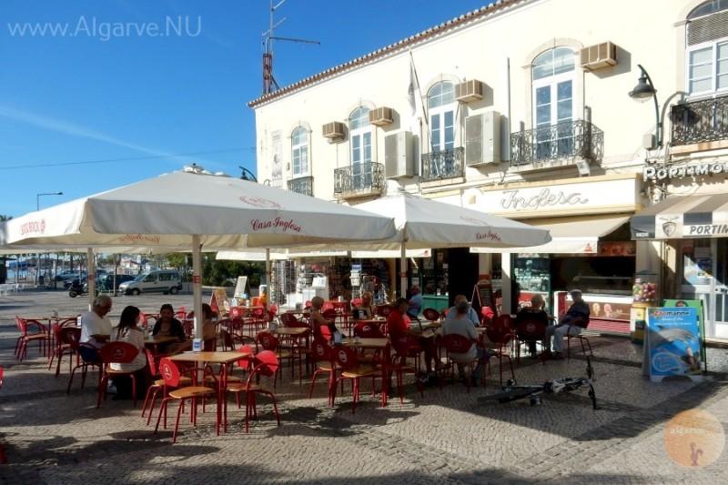 Essen und trinken in portimao