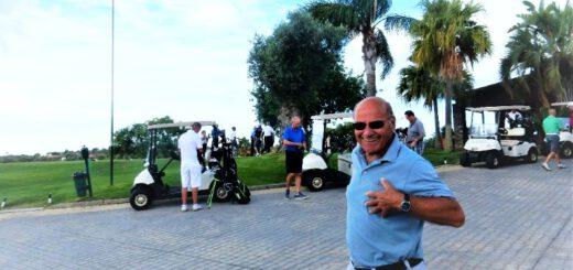 Golf spielen an der Algarve