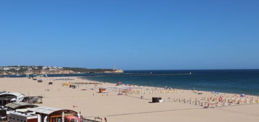 Winter an der Algarve