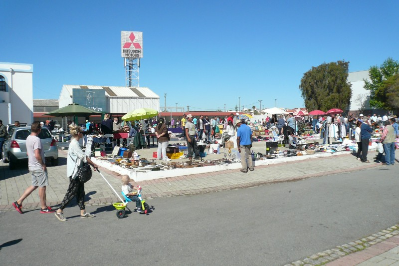 Flohmärkte Algarve